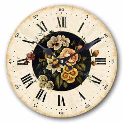Wall clock 29 cm Lovely details