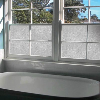 Window film Stones 45 cm
