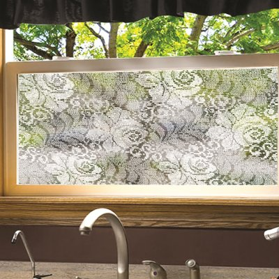Window film Roses 45 cm
