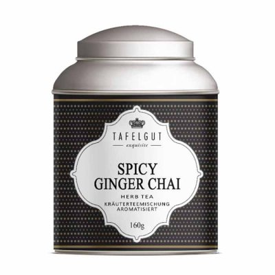 Spicy Ginger Chai tea