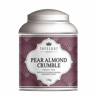 Pearl Almond Crumble tea