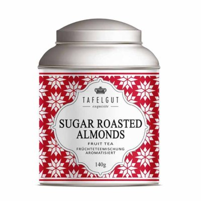 Sugar Roasted Almonds tea mini