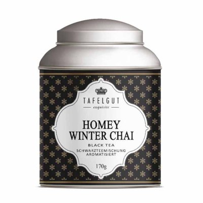 Homey Winter Chai tea