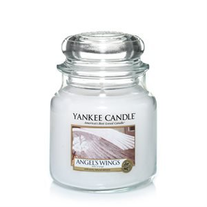 Scented candle Angel's Wings M