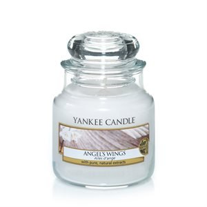 Scented candle Angel's Wings S