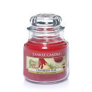 Scented candle Cranberry Pear S