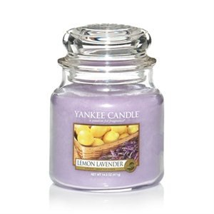 Scented candle Lemon Lavender M