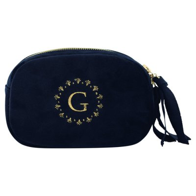 GreenGate GateNoir cosmetic bag black