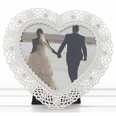 Picture frame Heart 16 cm
