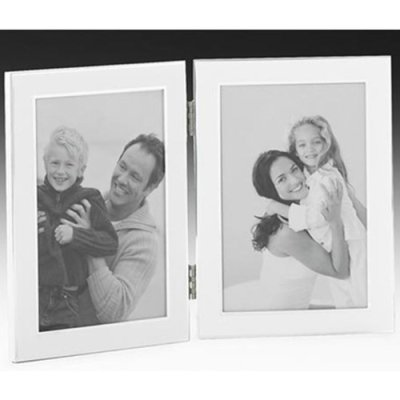 Picture frame Emilia double 10x15 picture