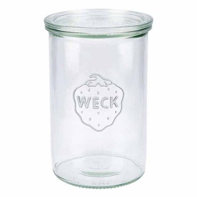 Glass jar Weck 1050 ml