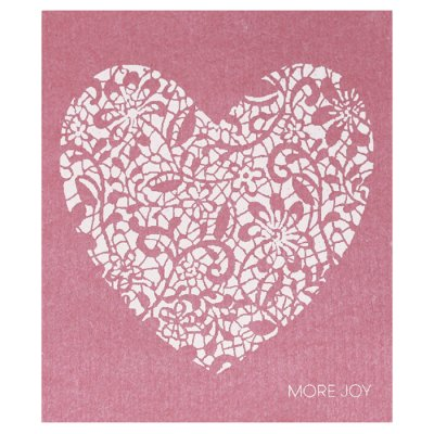 Wedding heart pink