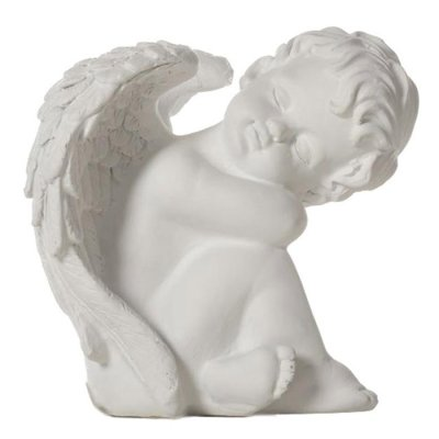 Angel sitting 12 cm