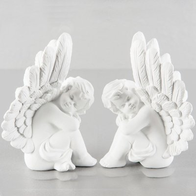 Angel sitting 16 cm