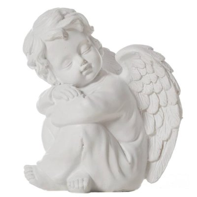 Angel sitting 15 cm