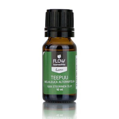 Essential Oil Tea Tree Organic