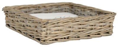 Basket for napkins 20 x 20 cm