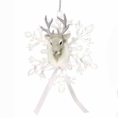 Christmas decoration deer crystal