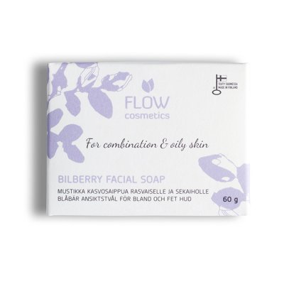 Facial Soap Blueberry