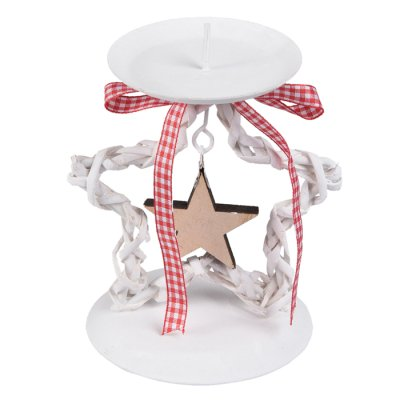Candle holder Star 14 cm