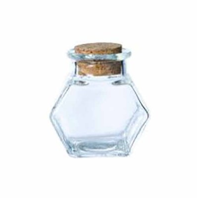 Glass jar 5,5 cm