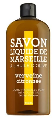 Marseille Liquid hand soap Citron refill