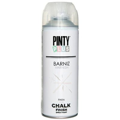 Finish for Chalk paint spray