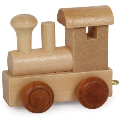 Letter train Locomotive