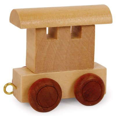 Letter train Waggon