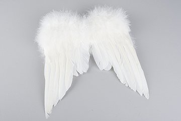Feather wings 25 cm