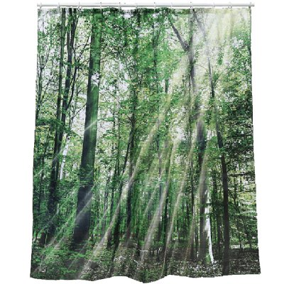 Shower curtain Forest