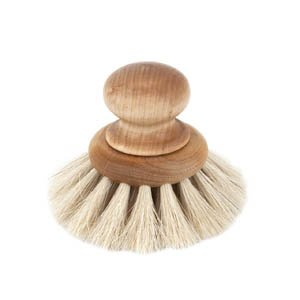 Dish brush round