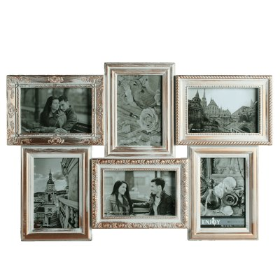 Picture frame Antique gold