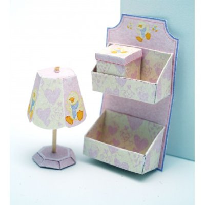 Minihali Baby's room furnitures