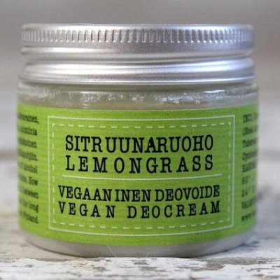 Deocreme vegan Lemongrass