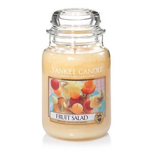 Scented candle Fruit Salad L