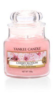 Scented candle Cherry Blossom S