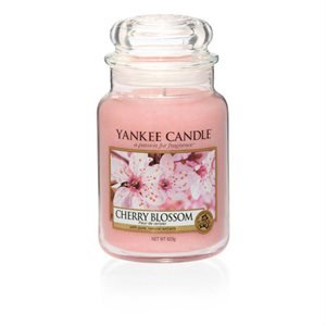 Scented candle Cherry Blossom L
