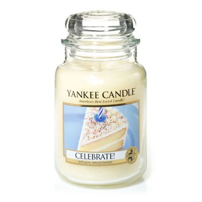 Scented candle Celebrate! L