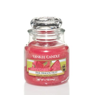 Scented candle Pink Dragonfruit S