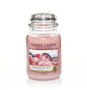 Scented candle Summer Scoop L