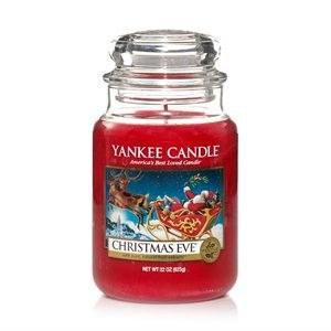 Scented candle Christmas Eve L