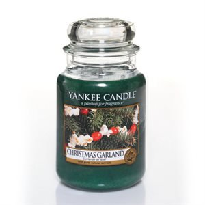 Scented candle Christmas Garland L