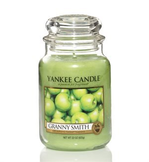 Scented candle Granny Smith L