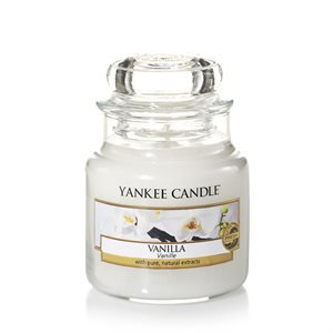 Scented candle Vanilla S